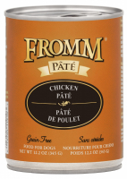 Fromm Fromm Pate Grain-Free Chicken Pate Canned Dog Food