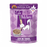 Weruva Cats In the Kitchen Love Me Tender Pouches Wet Cat Food