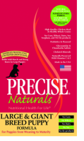 Precise Naturals Large and Giant Breed Puppy Formula Dry Food