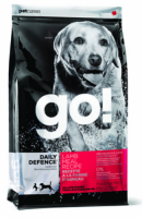Petcurean Go! Daily Defence Lamb Meal Recipe Dry Dog Food