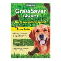 NaturVet GrassSaver Biscuits for Dogs