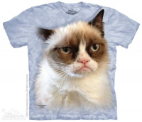 The Mountain Grumpy Cat T-Shirt
