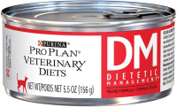 Purina Pro Plan Veterinary Diets DM Dietetic Management Canned Cat Food