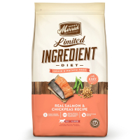 Merrick Limited Ingredient Diet Grain Free Real Salmon & Chickpeas Recipe Dry Dog Food
