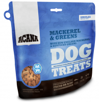 ACANA Singles Grain Free Limited Ingredient Diet Wild Mackerel Formula Dog Treats