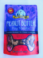 Yeti Peanut Butter Dog Cookies