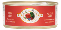 Fromm Four Star Beef Pate Canned Cat Food