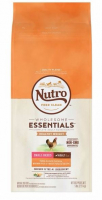 Nutro Wholesome Essentials Small Breed Adult Weight Management Chicken, Whole Brown Rice and Sweet Potato Dry Dog Food