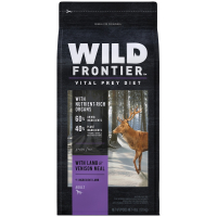 Wild Frontier Vital Prey Grain Free Adult Lamb and Venison Dry Dog Food