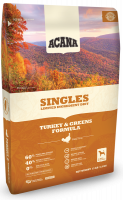 ACANA Singles Limited Ingredient Diet Grain Free Turkey & Greens Dry Dog Food