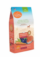 Canine Naturals Grain Free Salmon & Vegetables Recipe Large Breed All Life Stages Dry Dog Food