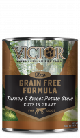 Victor Grain Free Turkey & Sweet Potato Stew Canned Dog Food