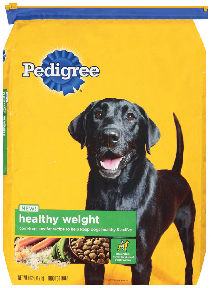 Pedigree Healthy Weight Formula Dog Food