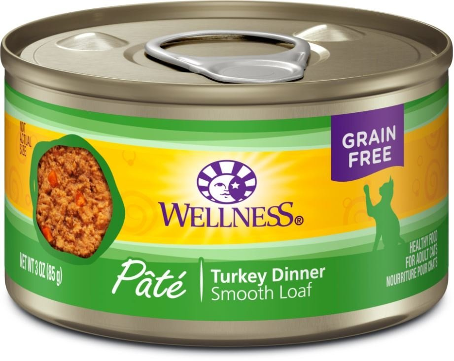 Wellness Complete Health Natural Grain Free Turkey Pate