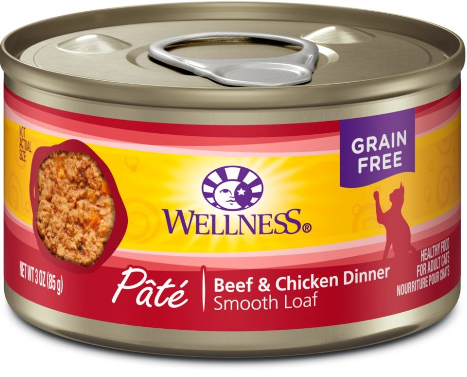 Wellness Complete Health Natural Grain Free Beef And