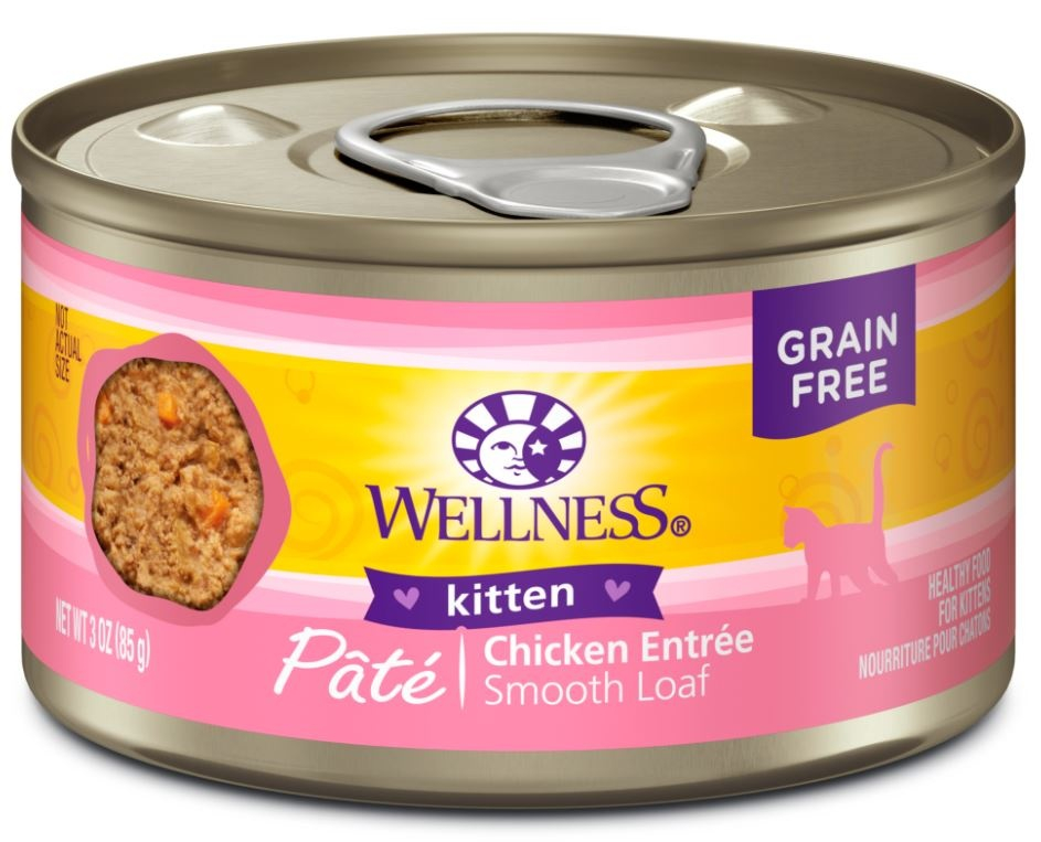 Wellness Complete Health Natural Grain Free Kitten Health