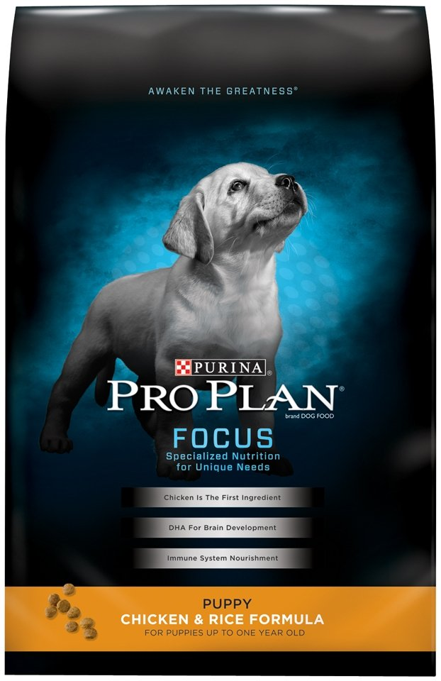 Purina pro plan focus puppy chicken and rice formula dry - Purina pro plan puppy prezzi ...