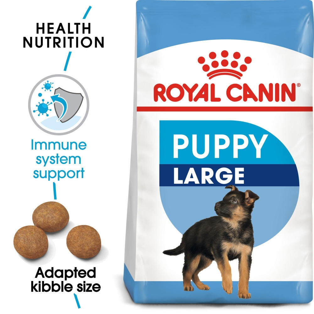 Royal Canin Size Health Nutrition Large Breed Puppy Dry