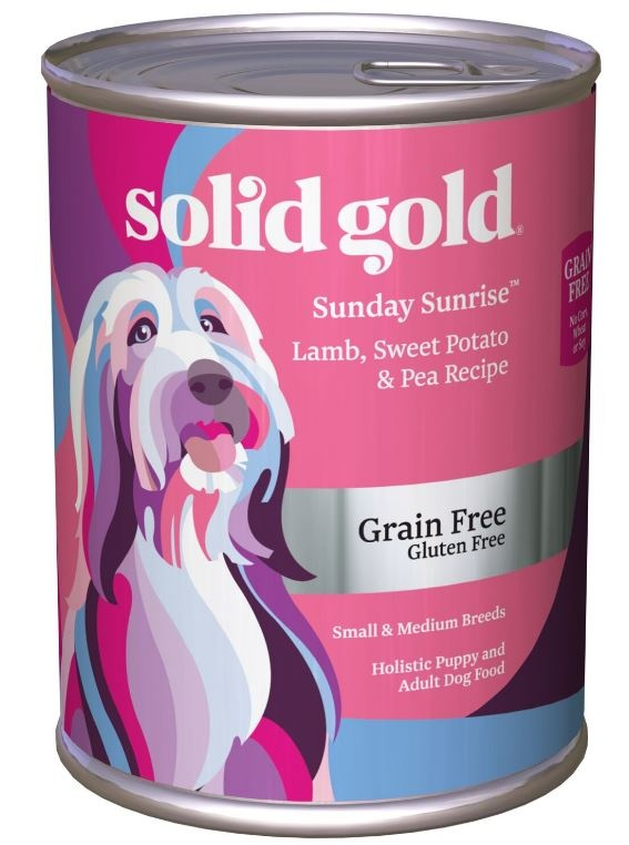 Solid Gold Grain Free Sunday Sunrise Small and Medium